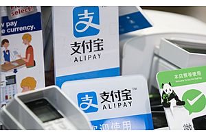 Chinese Merchants Begin to Refuse Payments in Cash, Demanding e-Payment
