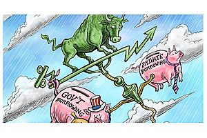 """Former Senate Banking Committee Chair Phil Gramm: """"The Debt Threat to the Economy"""""""
