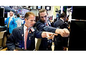 """WSJ: Wall Street 'Fear Gauge' Says """"Buy the Dip"""" Has Become """"Sell the Spike"""""""