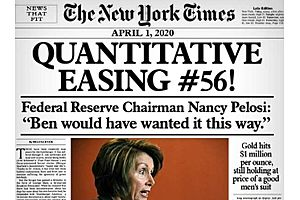 No Going Back: Once QE Has Been Done Once, It Will Never Be Permanently Ended