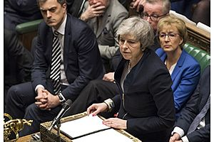 Bedlam in Britain as Theresa May's Leadership in Jeopardy, Brexit Deal in Tatters