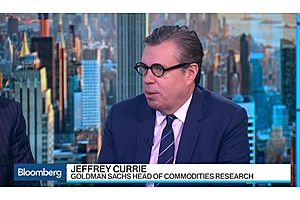 Goldman Commodity Head Currie: Gold Is Top Pick Right Now, $1,450 Target