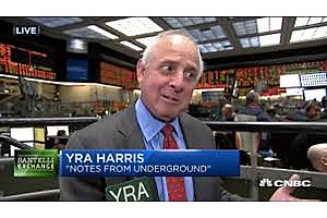 Yra Harris's Notes From Underground: Things Are On the Boil