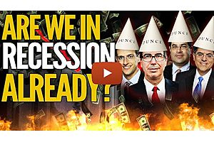 Are We Already In A Recession?