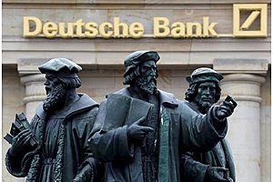 Deutsche Bank to Pay $38 Million in U.S. Silver Price-Fixing Case