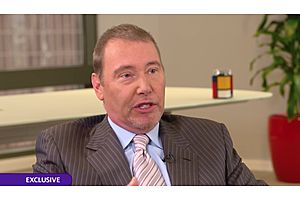 Jeffrey Gundlach Discusses 'the Biggest Risk' He Sees in the Economy