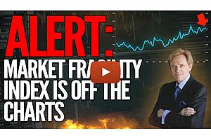 """Alert: My """"Market Fragility Index"""" Is off the Charts"""