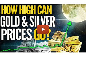 How High Can Gold Silver Prices Go Goldsilver