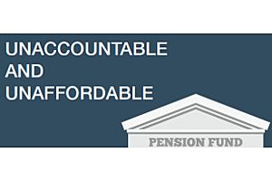 unfunded liabilities of state pension plans now total $5.9 trillion+