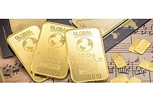 central banks double down on gold