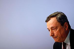 ECB's Draghi worried about Fed's independence
