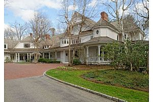 Mansions Are Piling Up in Greenwich