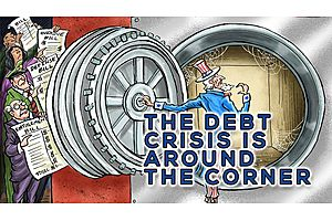 The Debt Crisis Is Around The Corner