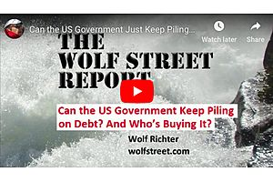 Can the US Government Just Keep Piling on Debt?