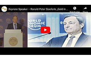 In Gold We Trust: Ronald-Peter Stoeferle, Gold in 2019