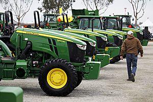 JP Morgan Says Us Farmers Are Facing a Crisis from Trade War