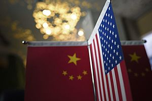 US, China Trade Conflict Was 20 Years in the Making