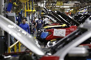 Ford Slashing 7,000 Jobs as Disruption Sweeps Car Industry