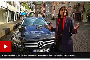 Warning over 'New Eurozone Crisis'