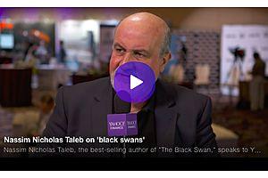 Nassim Taleb: I Worry Greatly About Public Debt