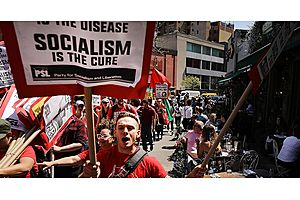 Gallup Poll: Four in 10 Americans Embrace Some Form of Socialism