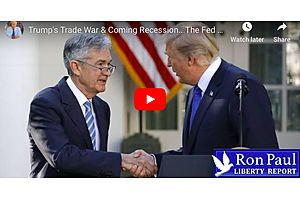 Ron Paul: The Fed Can't Save Us, But Gold Can