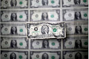 Us Dollar near 11-Week Low on Fed Easing Bets