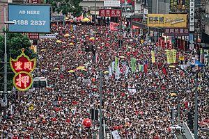 Hong Kong's Moment of Reckoning - Bloomberg