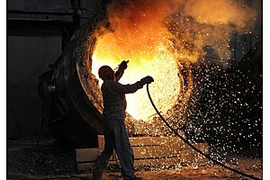 China's Factory Inflation Slows; Food Prices Soar