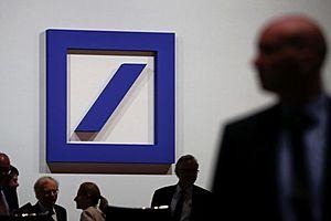 Deutsche Bank to Set up 50 Billion Euro Bad Bank