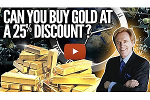 Can You Buy Gold at a 25% Discount? Yes... if You Buy It in US Dollars