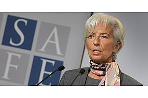 IMF's Lagarde: Negative Interest Rates Benefit the Global Economy - WSJ