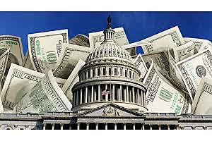 WH Projects $1 Trillion Deficit for 2019
