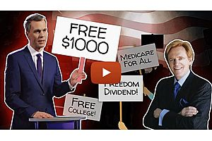 Inside the Government Plan to Give You Free Stuff