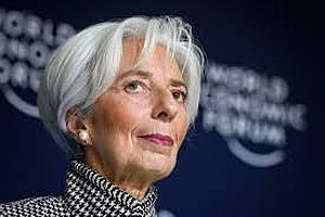 Christine Lagarde's Biggest Problem Is Germany