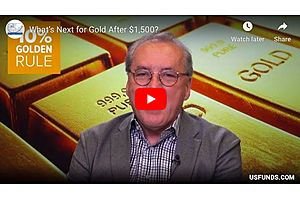 What's Next for Gold After $1,500?
