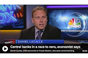 Central Banks in a Race to Zero