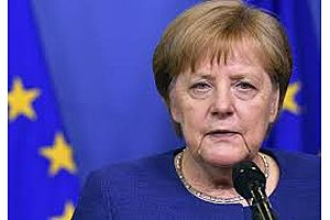 German Economic Reversal Piles Pressure on Merkel for Stimulus