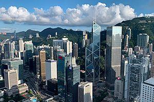 Hong Kong on Brink of Recession