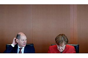 Germany Ready for Deficit Spending if Recession Hits