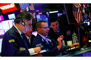 Wall Street Boosted by Stimulus Hopes