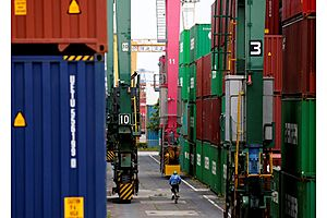Japan's Exports Slip, Sales to China Drop as Recession Fears Grow