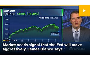 Fed's Powell Must Signal a More Aggressive Stance on Rates
