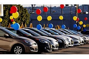 Next Domino To Fall: Inventory Glut Plagues US Auto Sector