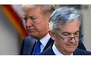 "Ron Paul: Trump Trade War ""Not Root Cause Of Downturn"", The Fed Is!"