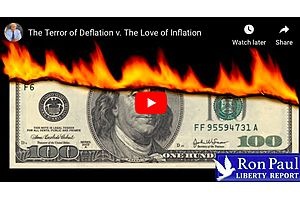 The Terror of Deflation v. The Love of Inflation