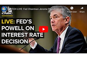 WATCH LIVE: Fed Powell on interest rate decision – 2:30pm ET 09/18/2019