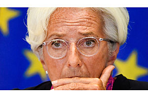 Draghi will leave Lagarde a warring ECB