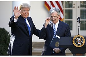 Trump and Fed Powell May Join Forces to Send Stocks Skyrocketing