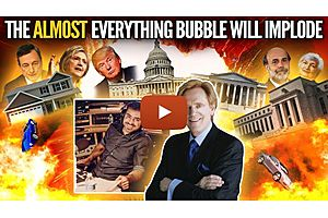 The ALMOST Everything Bubble Will Implode - Mike Maloney on Hidden Forces Podcast